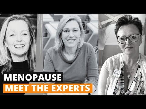 Know Your Menopause: Live! Meet Donna Christie