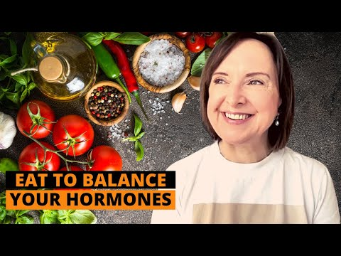 How what you eat affects your menopause