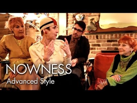 Advanced Style: Growing older stylishly (with Iris Apfel)