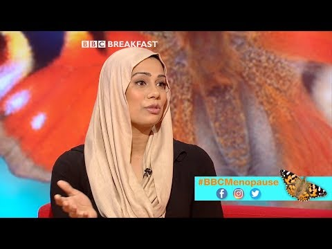 Dr Nighat Arif talks about menopause and working with BAME women.