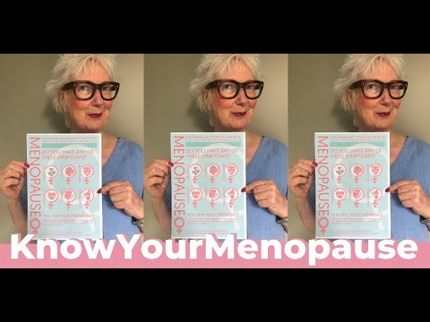 KnowYourMenopause - the first six months