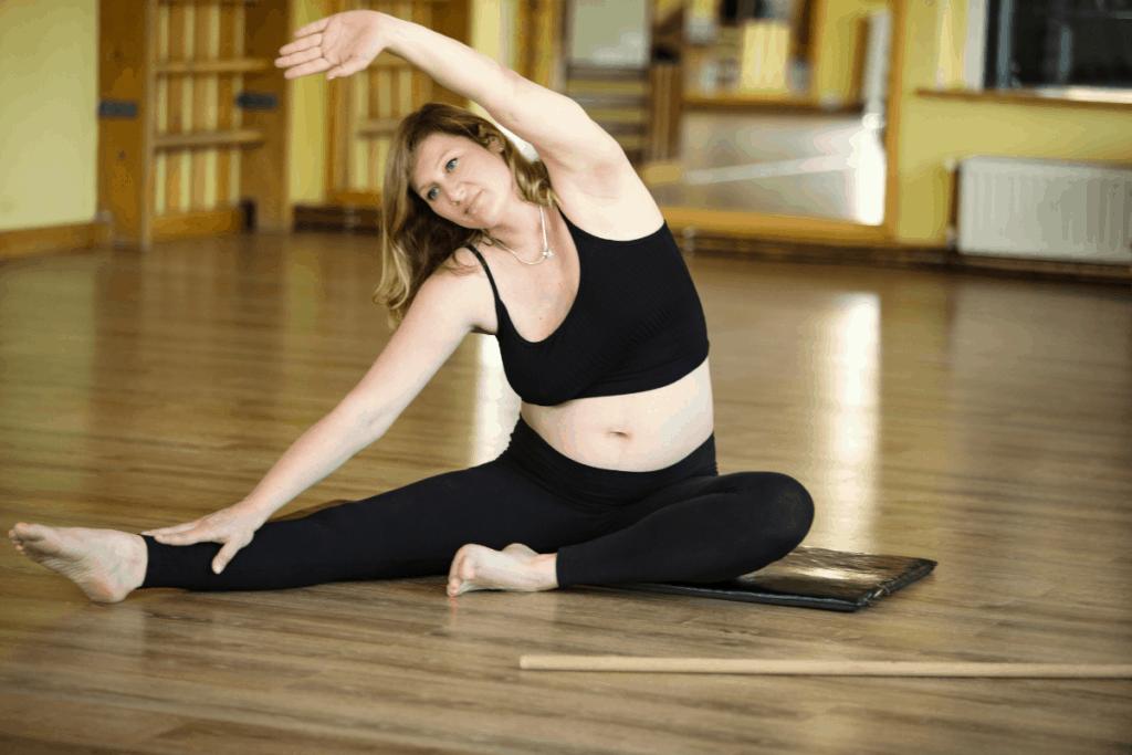 menopause-self-care-woman-exercising