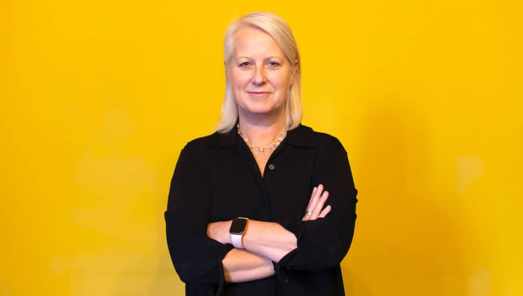 Sarah Bolt Forth CEO