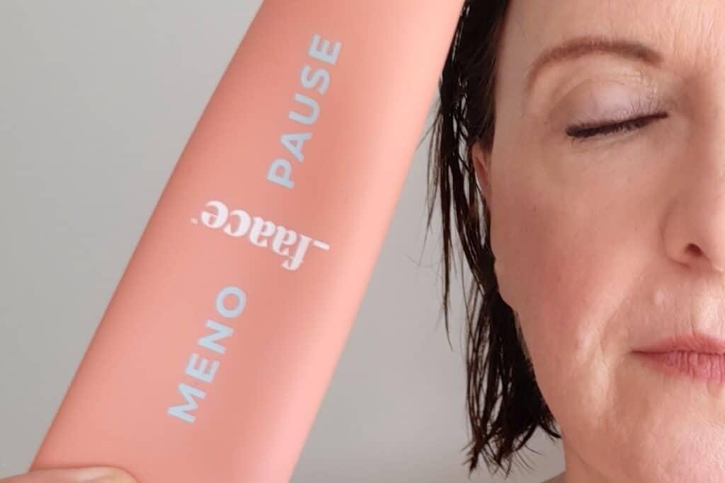 menopause faace menopause skincare 50Sense